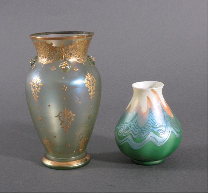 Zwei Jugendstil-Vasen