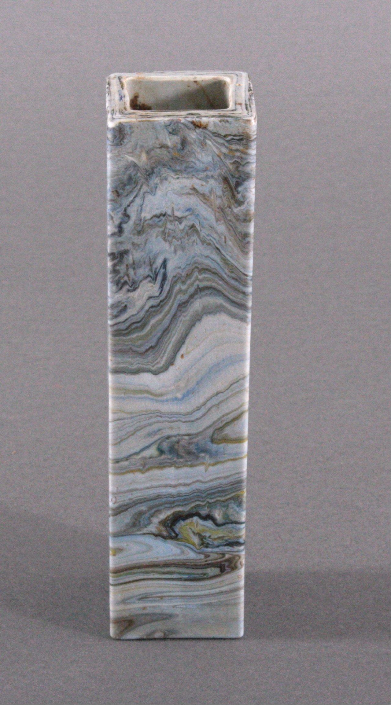 Vierkantvase, Sevres um 1900/10-1