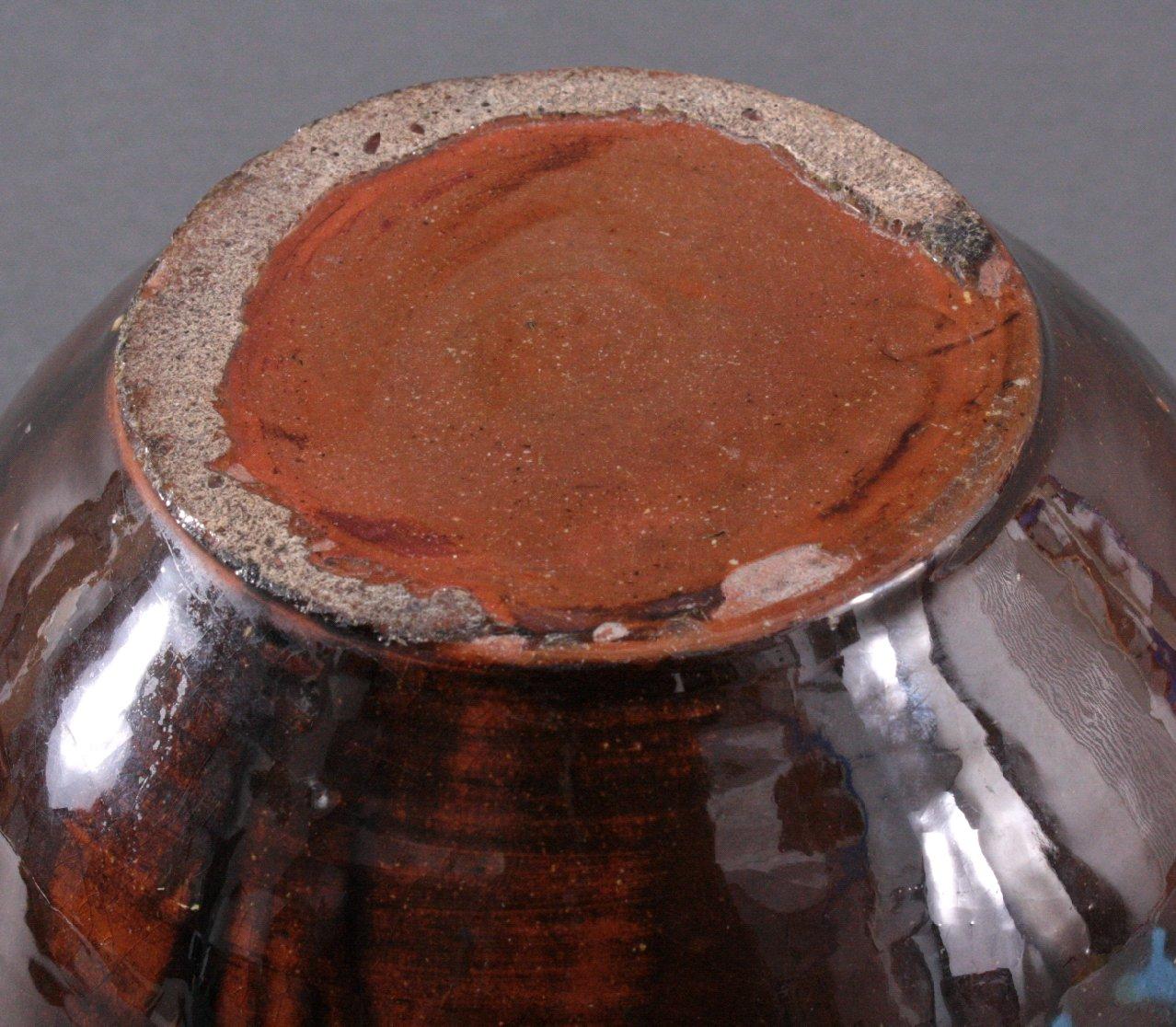 Vase wohl Odenwald um 1900-1