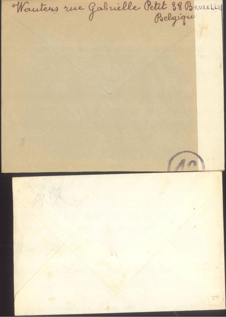 BELGIEN 1929/1943-1