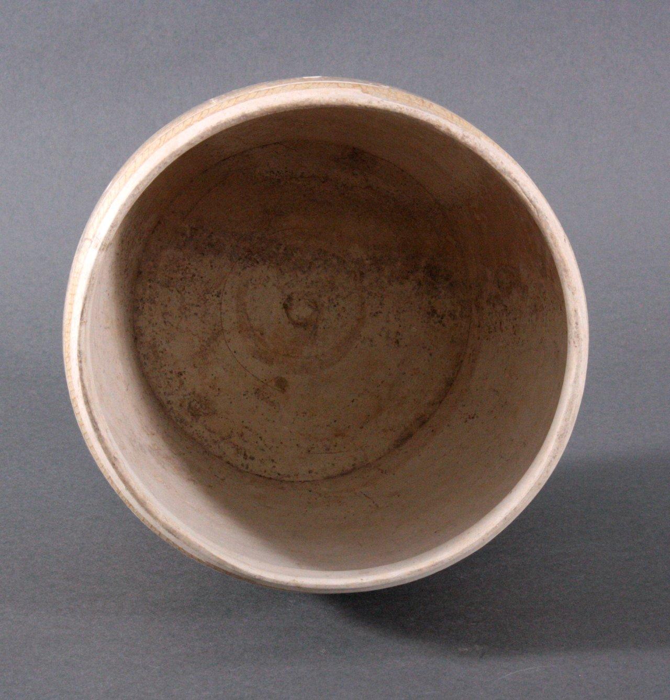 Rundes Vorratsgefäße, Angkor-Periode 12./13. Jh.-2