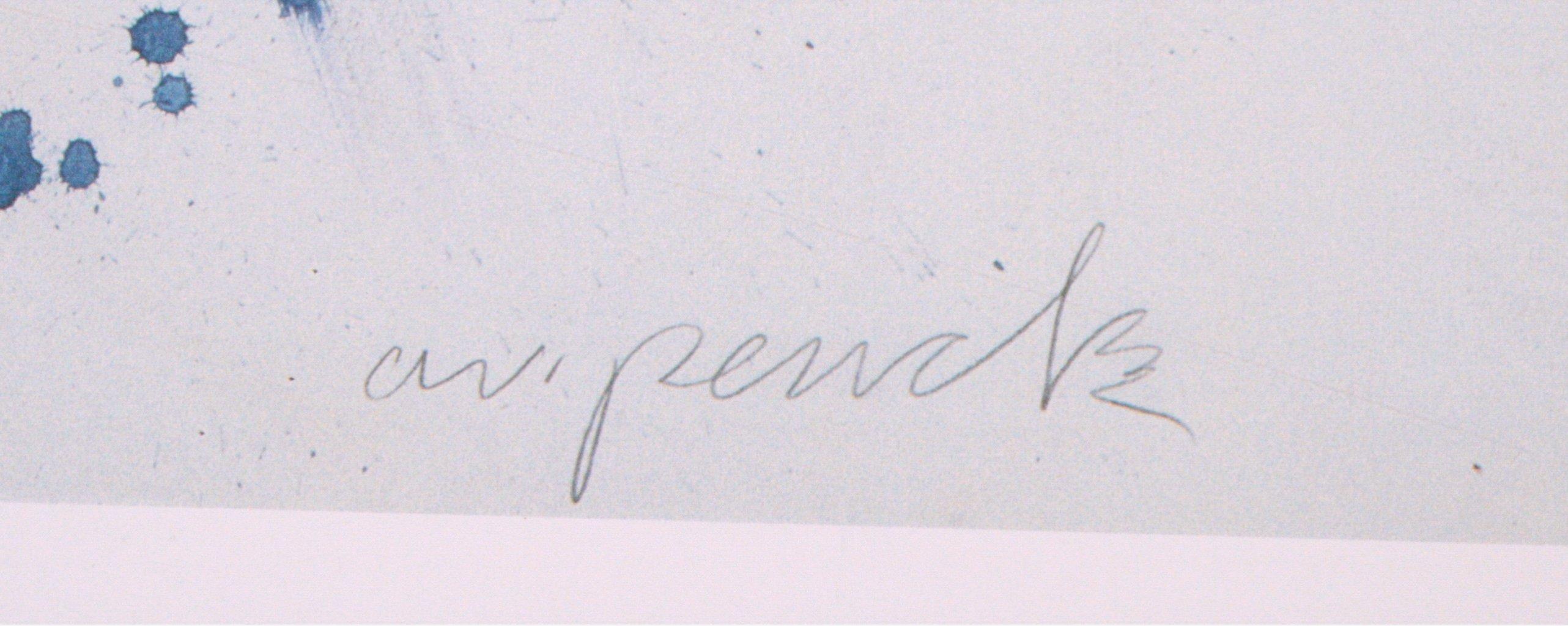 A.R. Penck (1939), Plakat