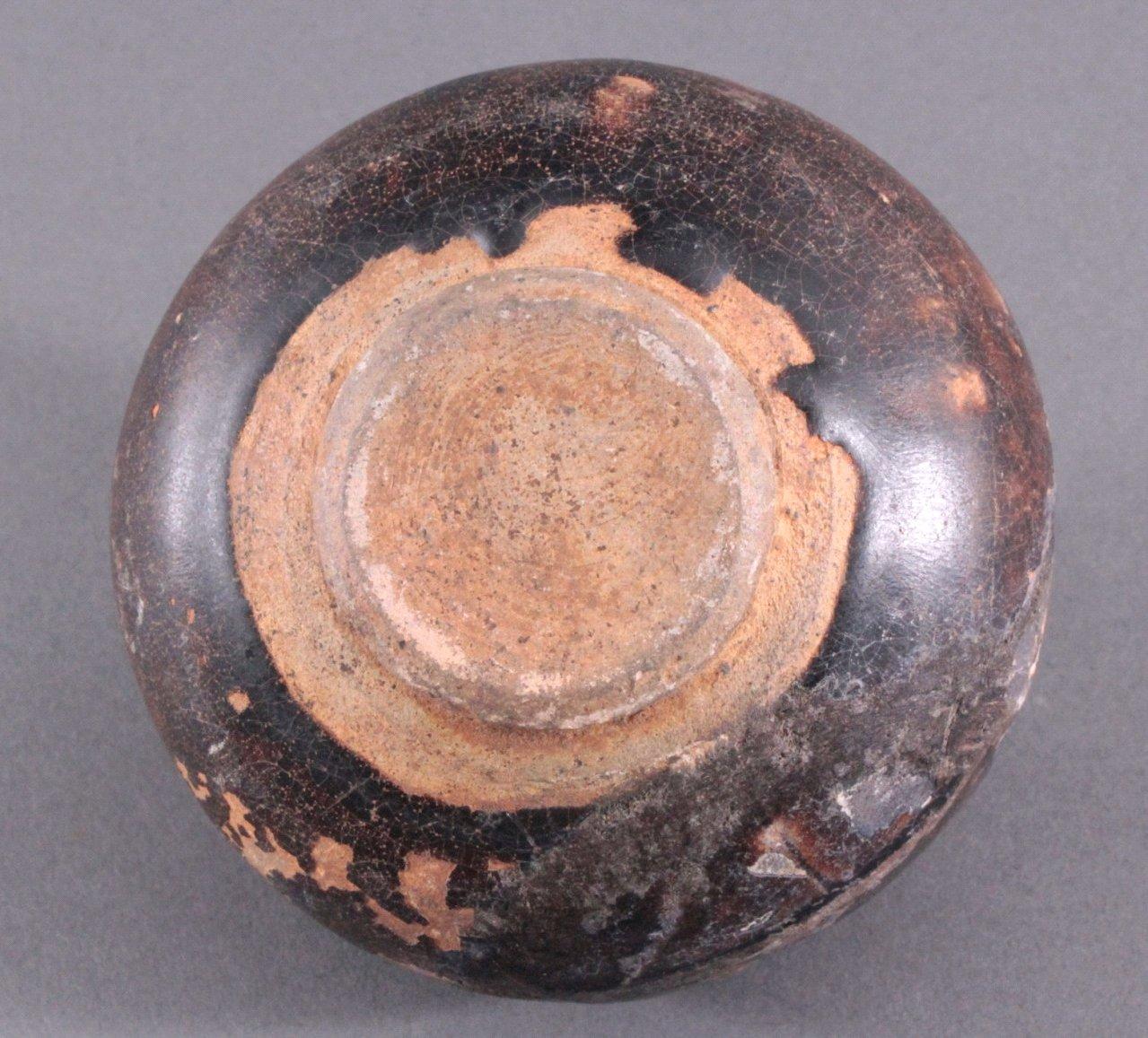 Rundes Vorratsgefäß, Angkor-Periode 12./13. Jahrhundert-3