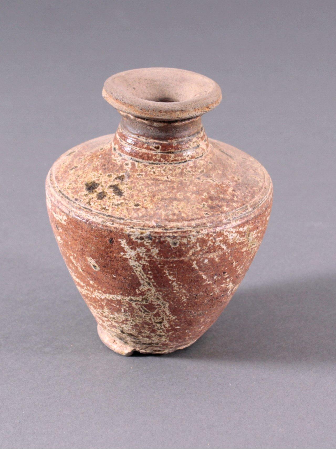 Kleine Balustervase, Angkor-Periode 12./13. Jh.-1