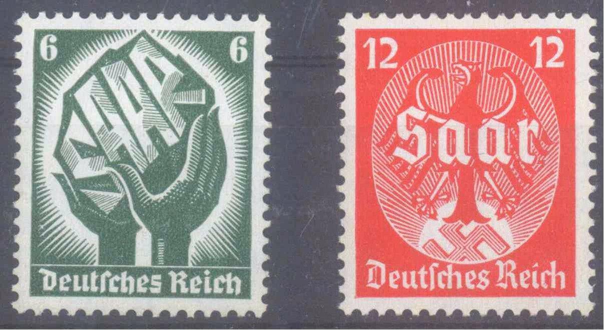 III. Reich 1934, Saarabstimmung