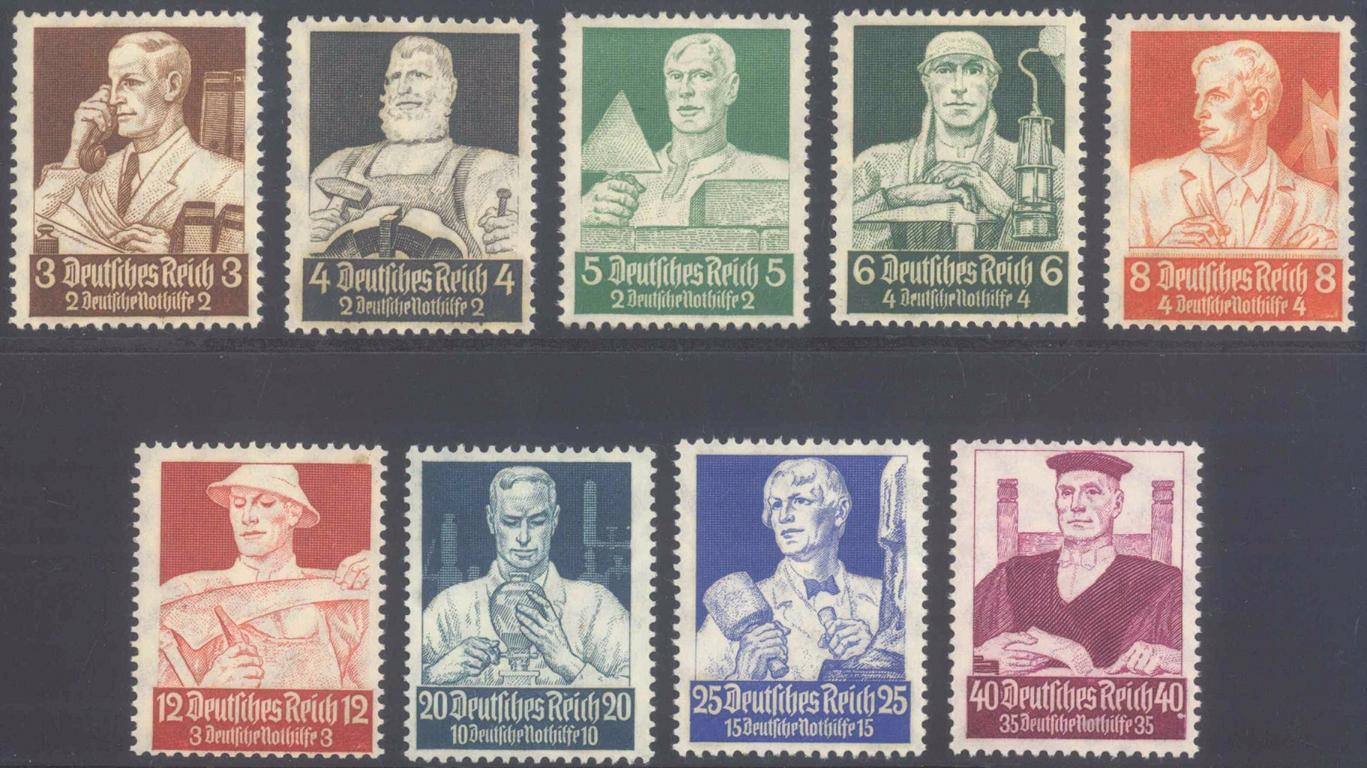 III. Reich 1934, Ständesatz