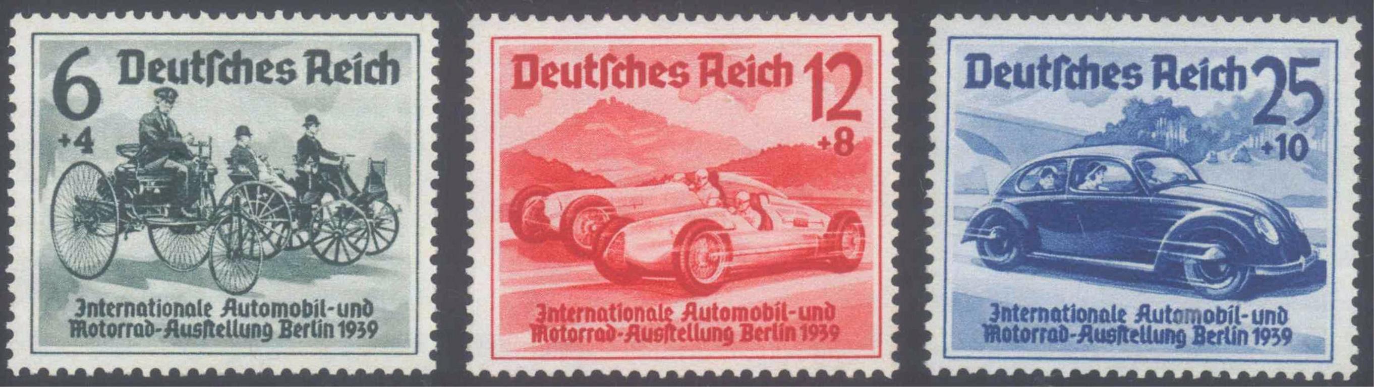 III. Reich 1939, IAA Berlin