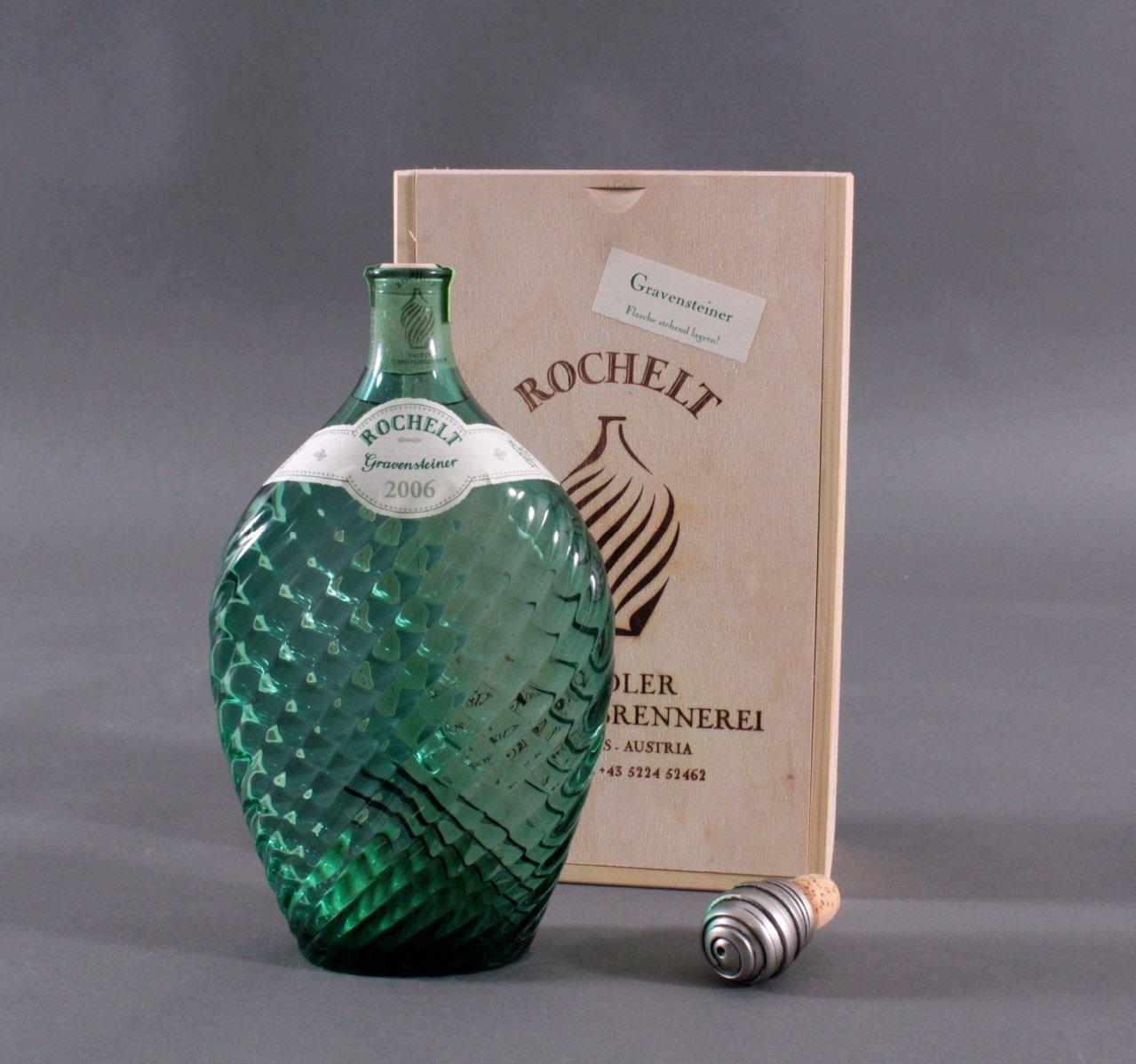 Spirituose, Rochelt Gravensteiner, 59% vol.,2006