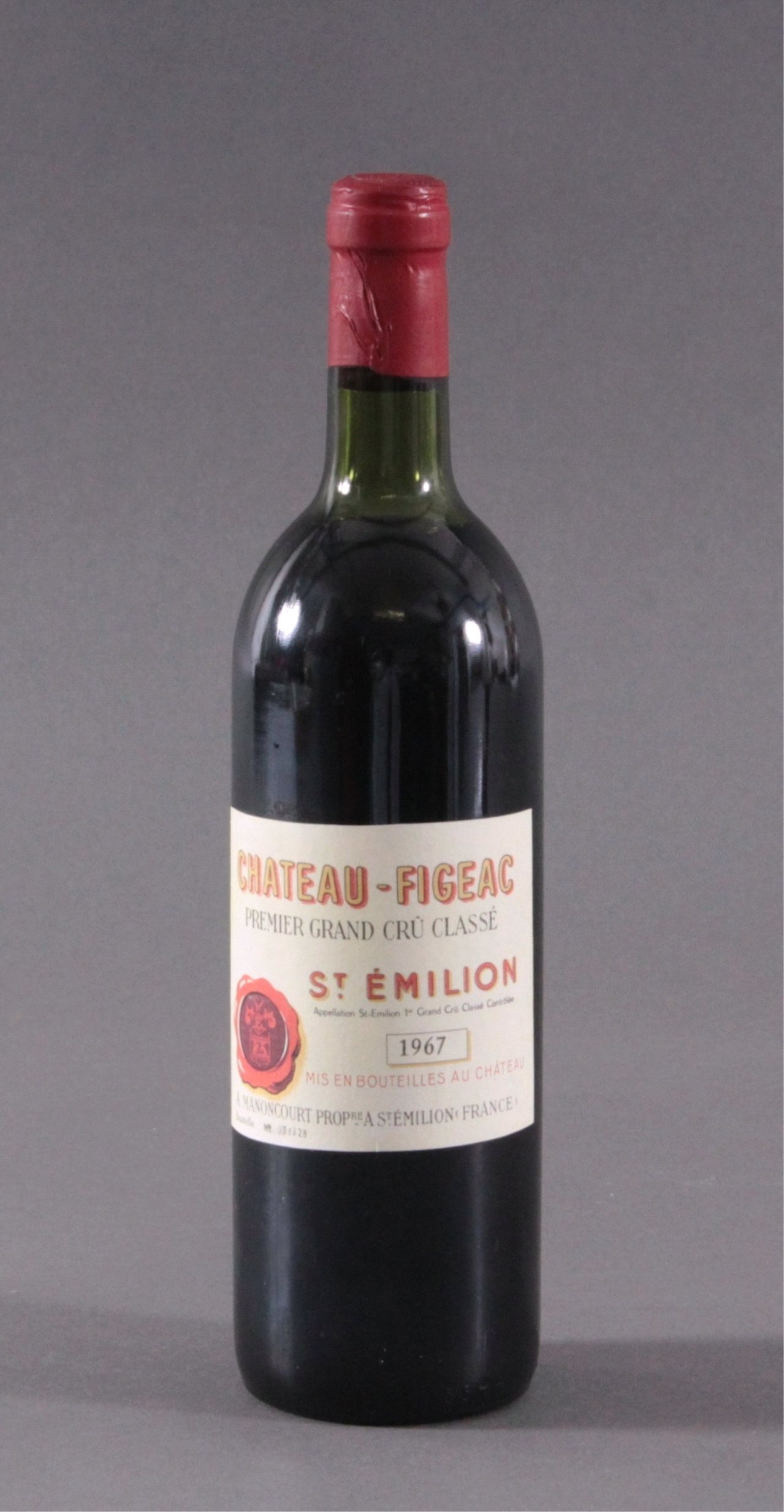 1967 Château Figeac