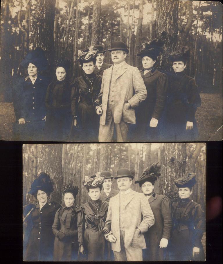 Foto – Ansichtskarten, Fotos MANNHEIM vor 1945-2