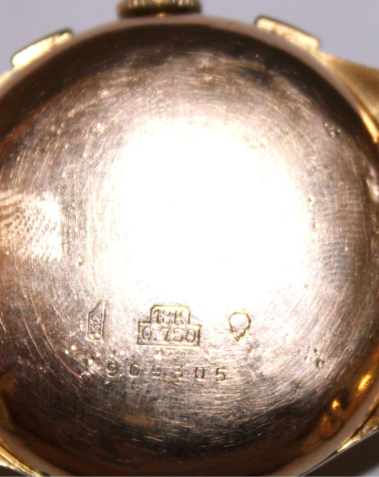 ULTIMOR Chronographe Suisse Herrenarmbanduhr-2