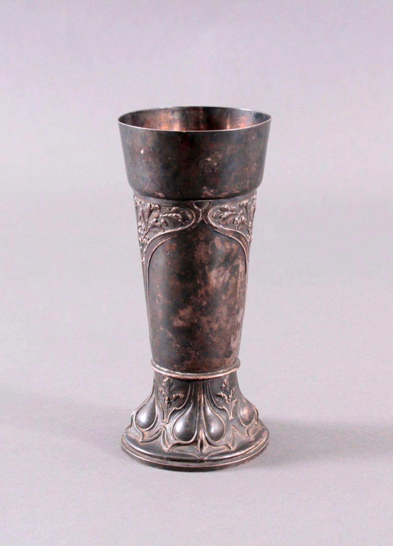 Silberpokal um 1900-1