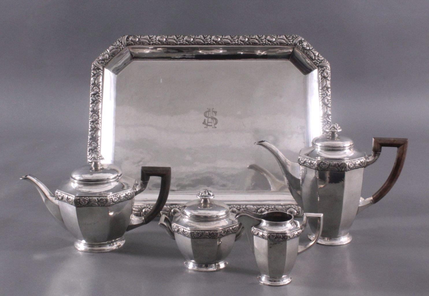 Kaffee- und Teekern, 5 teilig, Brückmann und Söhne-1