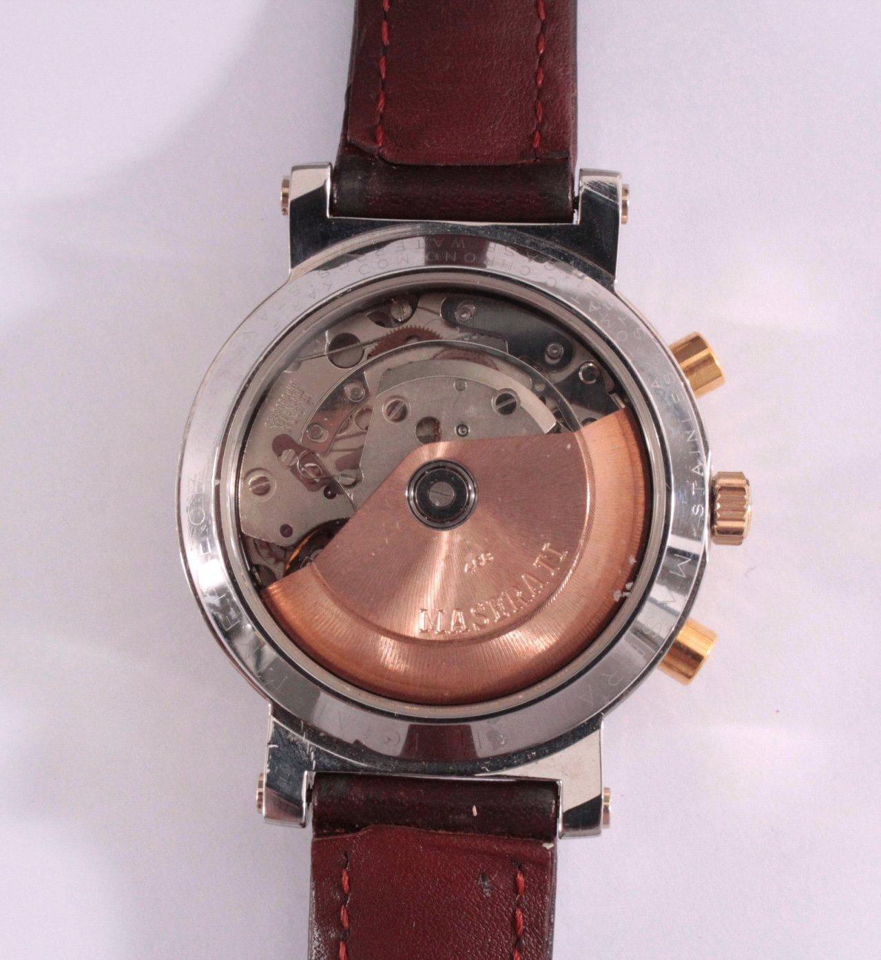 Armbanduhr Maserati Official Timepiece, Modell Karif-3