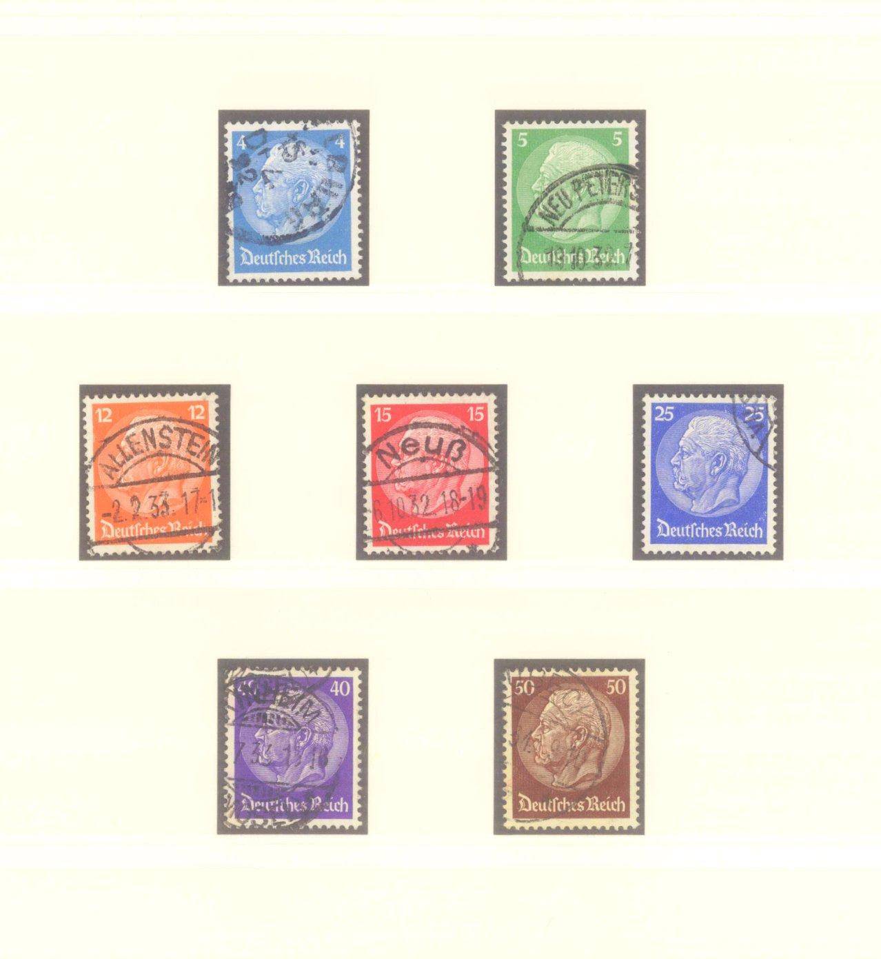 DEUTSCHES REICH – WEIMARER REPUBLIK 1923-1933-10
