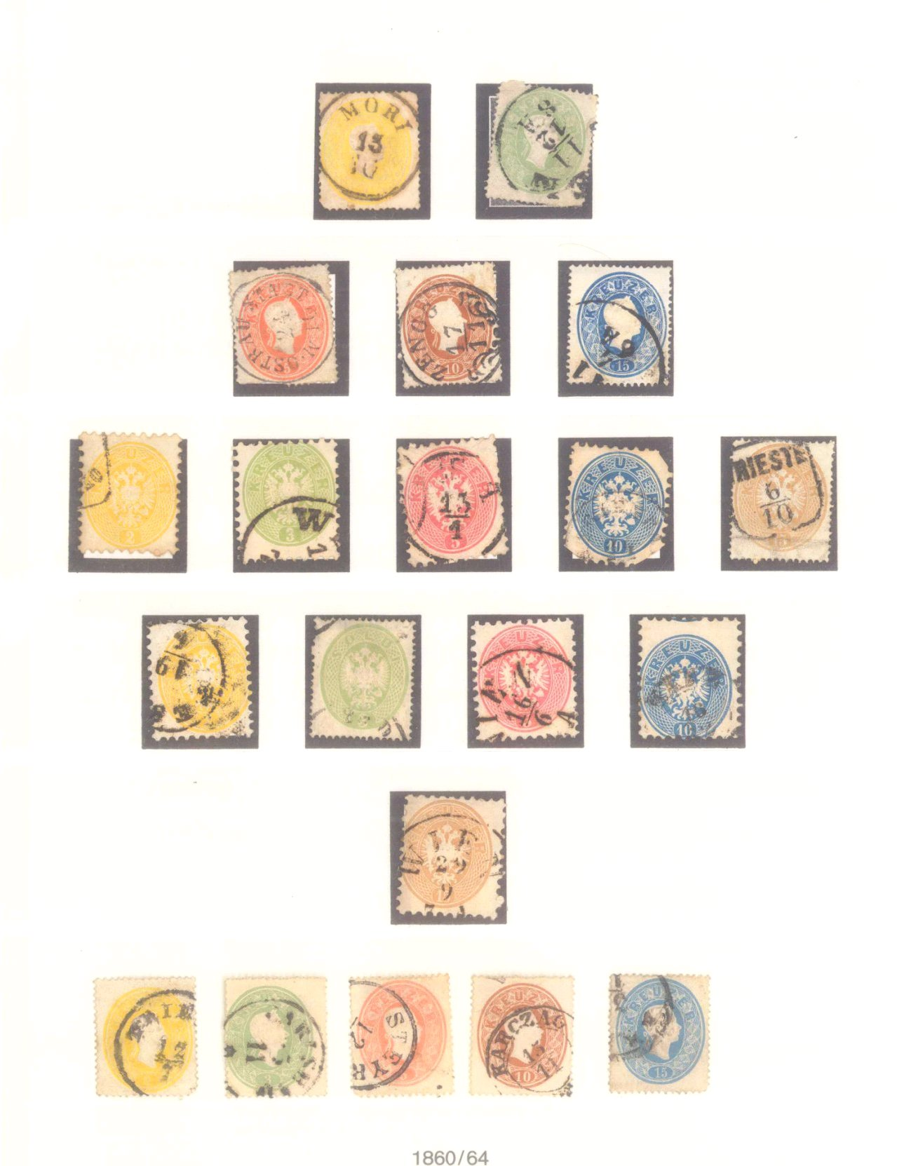 Sammlung Österreich 1850-1919-1