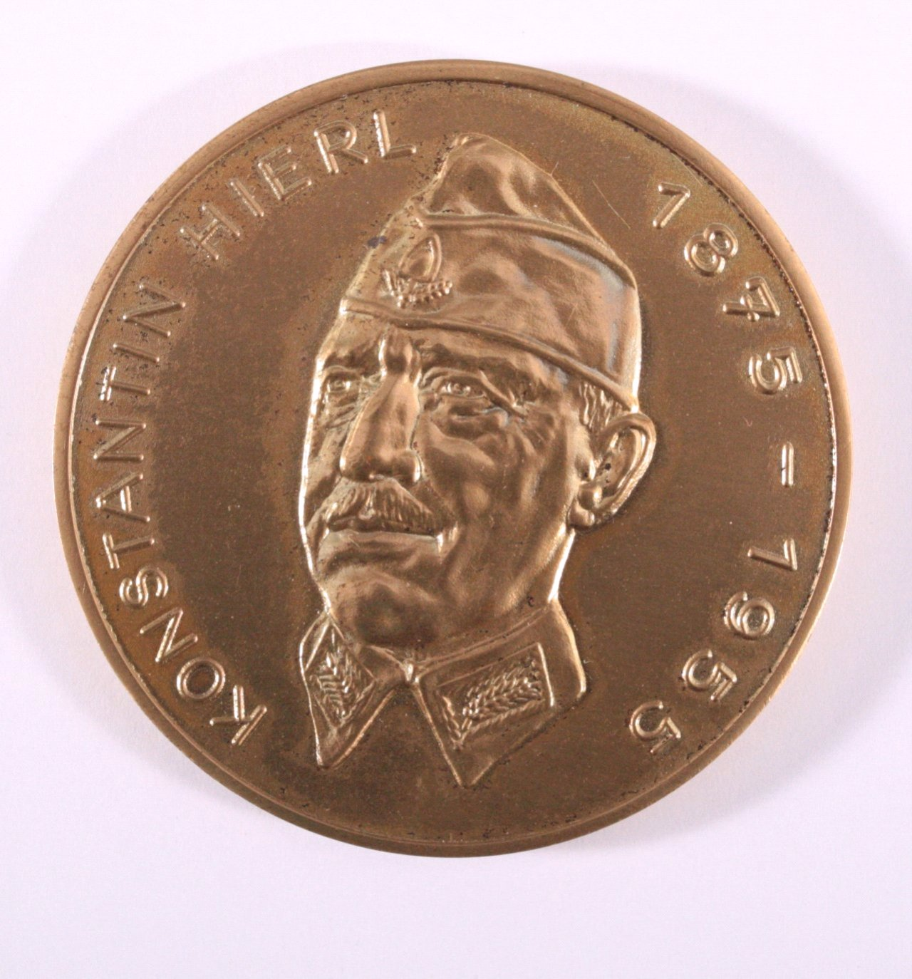 Medaille Reichsarbeitsdienst Rhön 1975