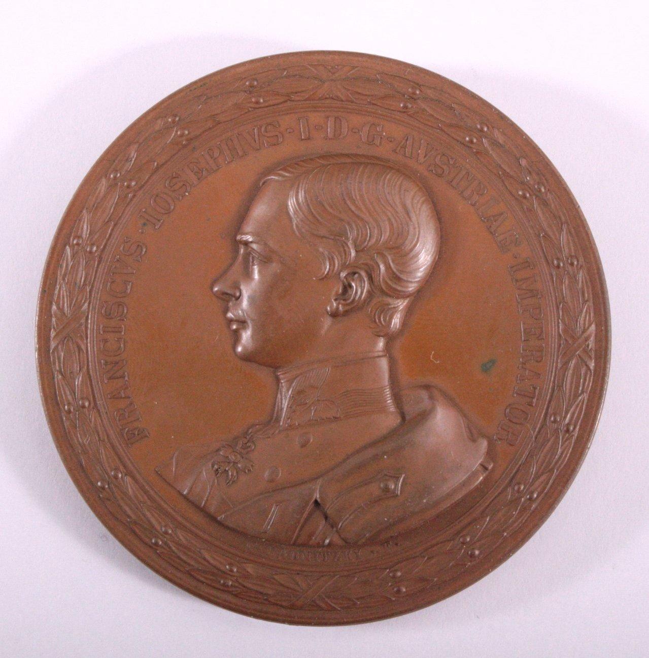 Medaille Österreich – Franz Joseph 1848-1916