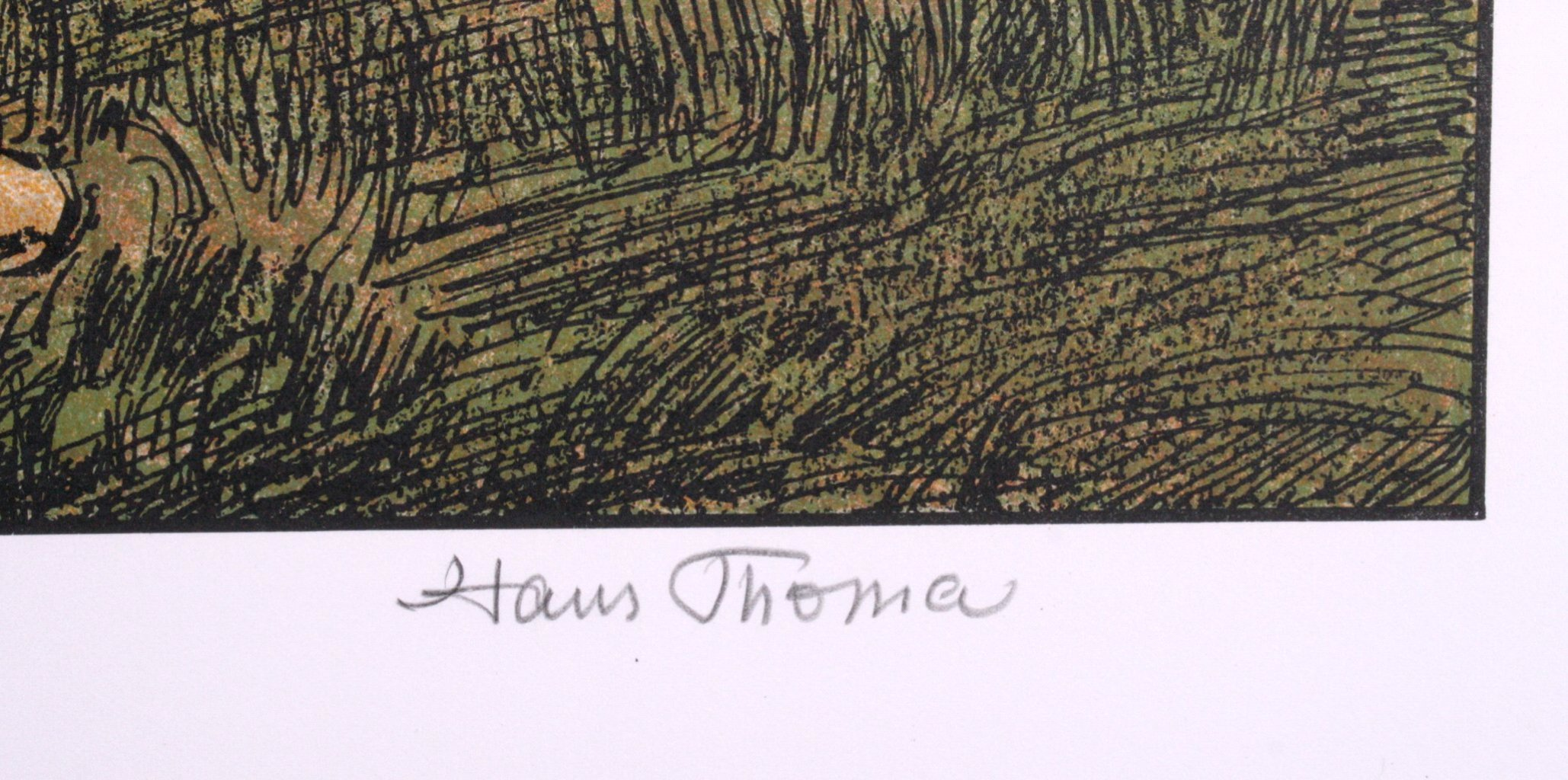 Hans Thoma 1839-1924. St. Anton bei Partenkirchen (1906)-2