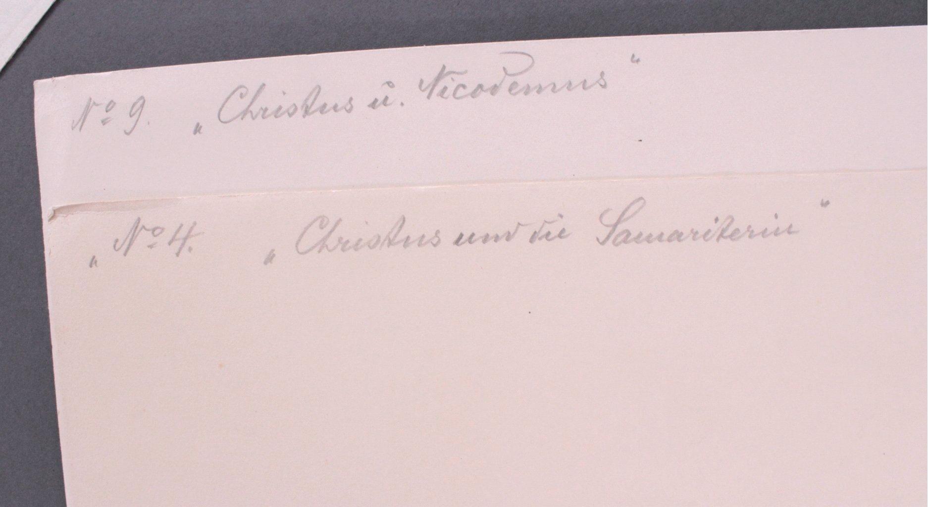 Hans Thoma 1839-1924. Jesus und Ritodemus (1903)-6
