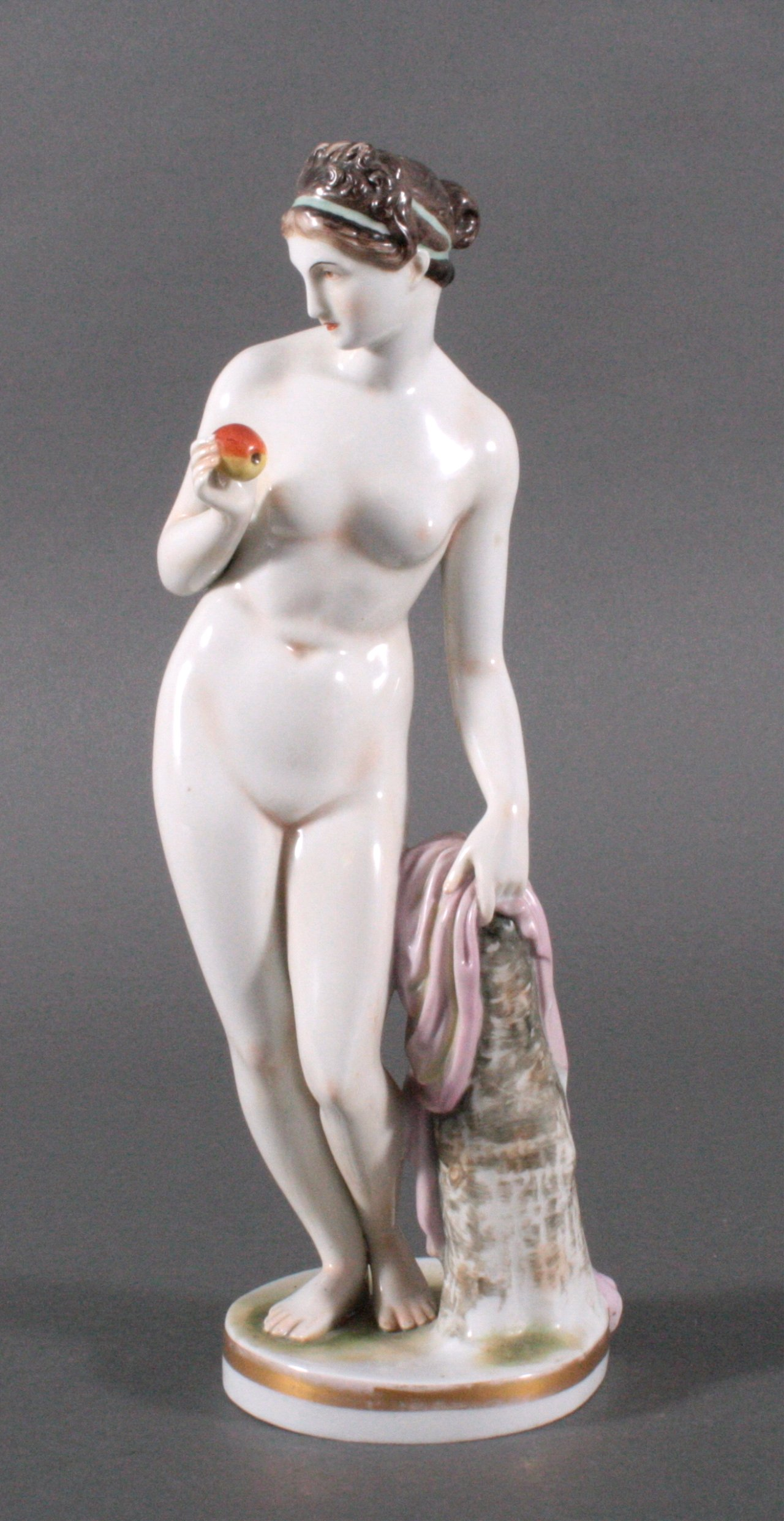 Porzellan-Skulptur, Aelteste Vokstedter