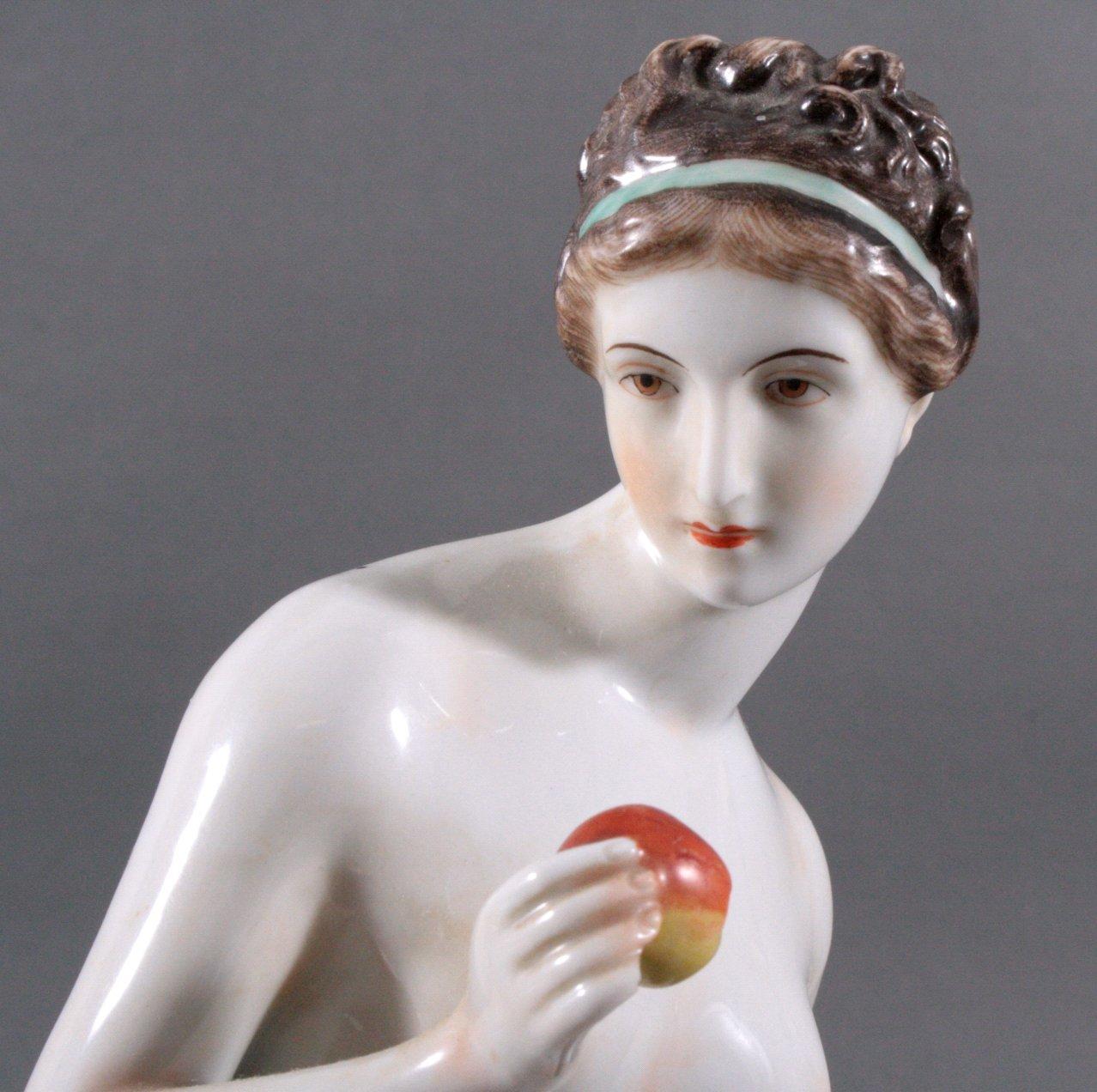 Porzellan-Skulptur, Aelteste Vokstedter-4