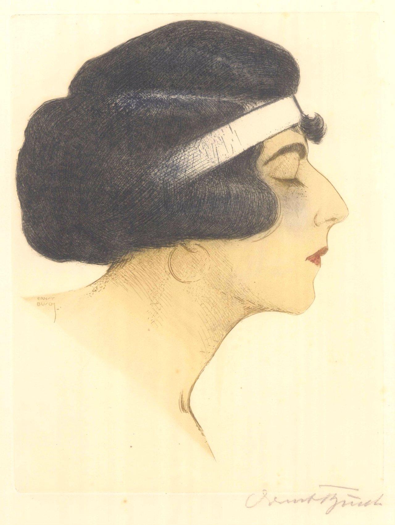 Ernst Busch 1920