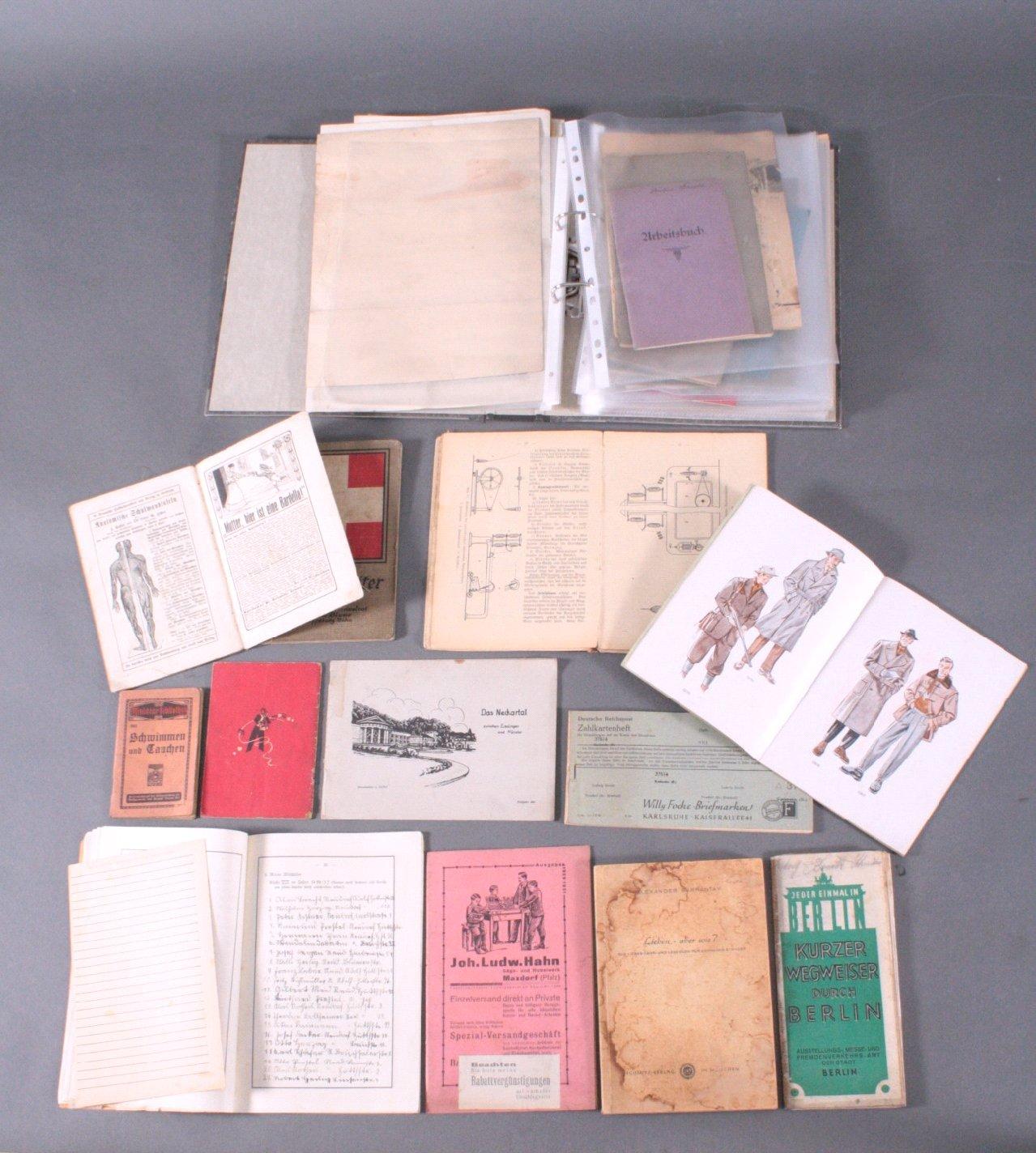 Badischer Papier- und Dokumentennachlass