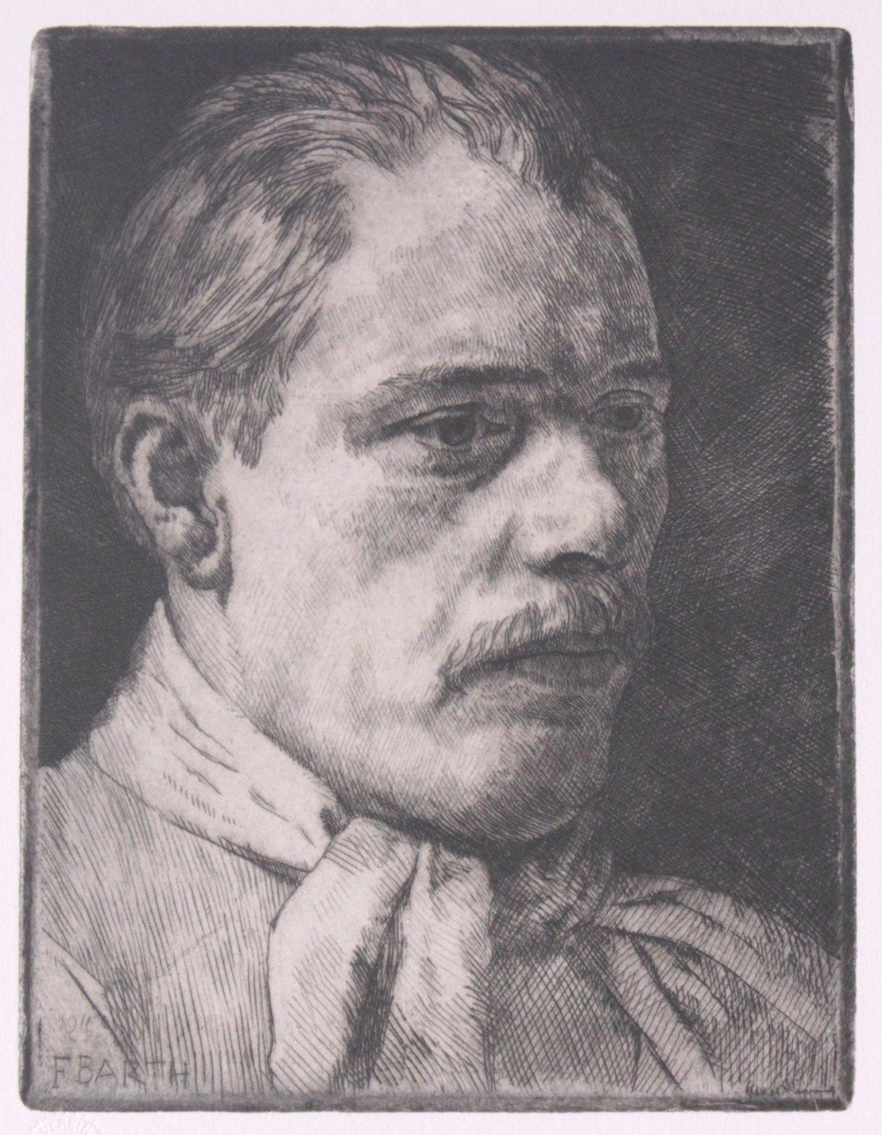 Verein für Original-Radierung Karlsruhe. Heft XVII, 1911-2