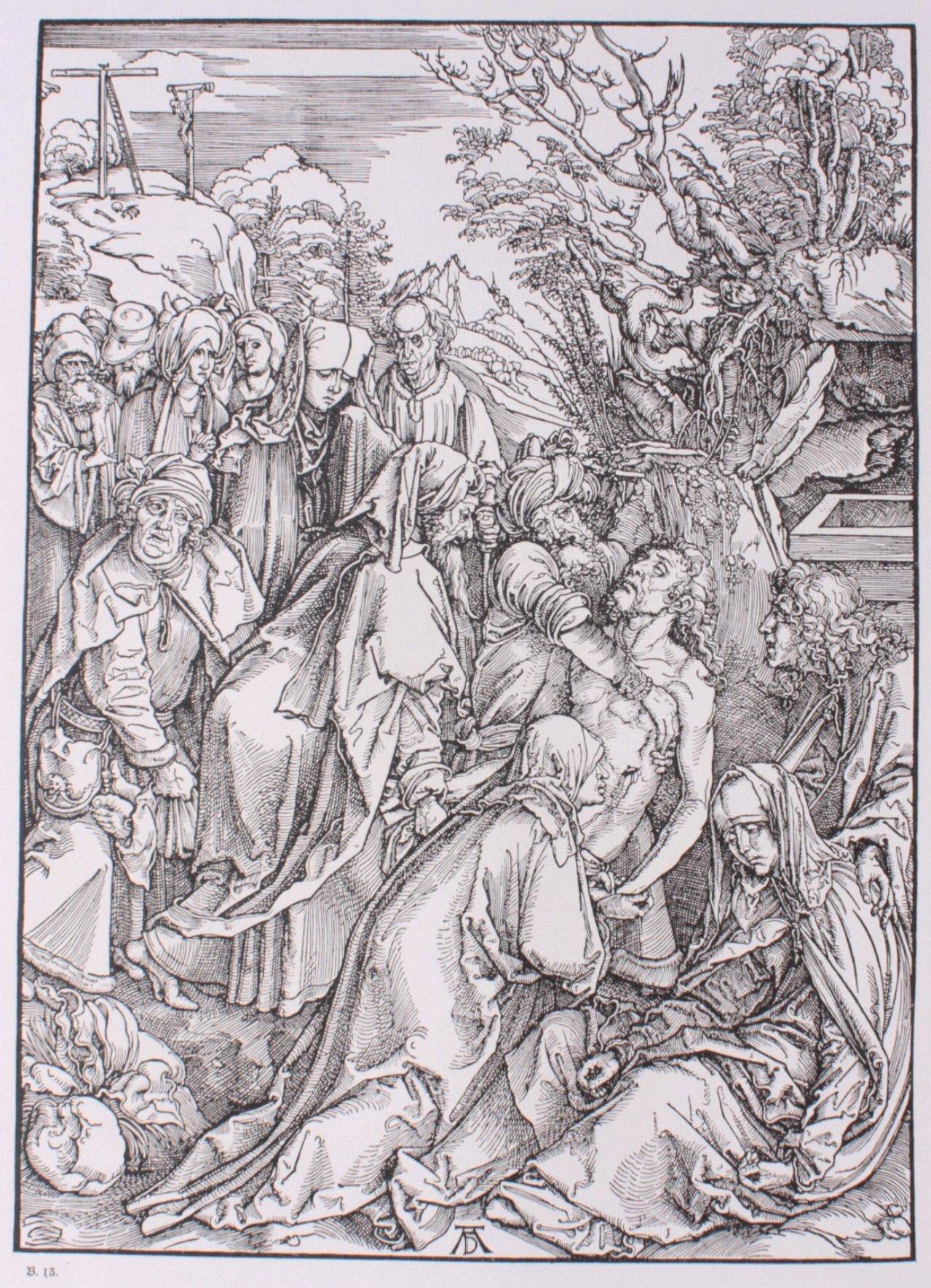 Große Passion von Albrecht Dürer-3