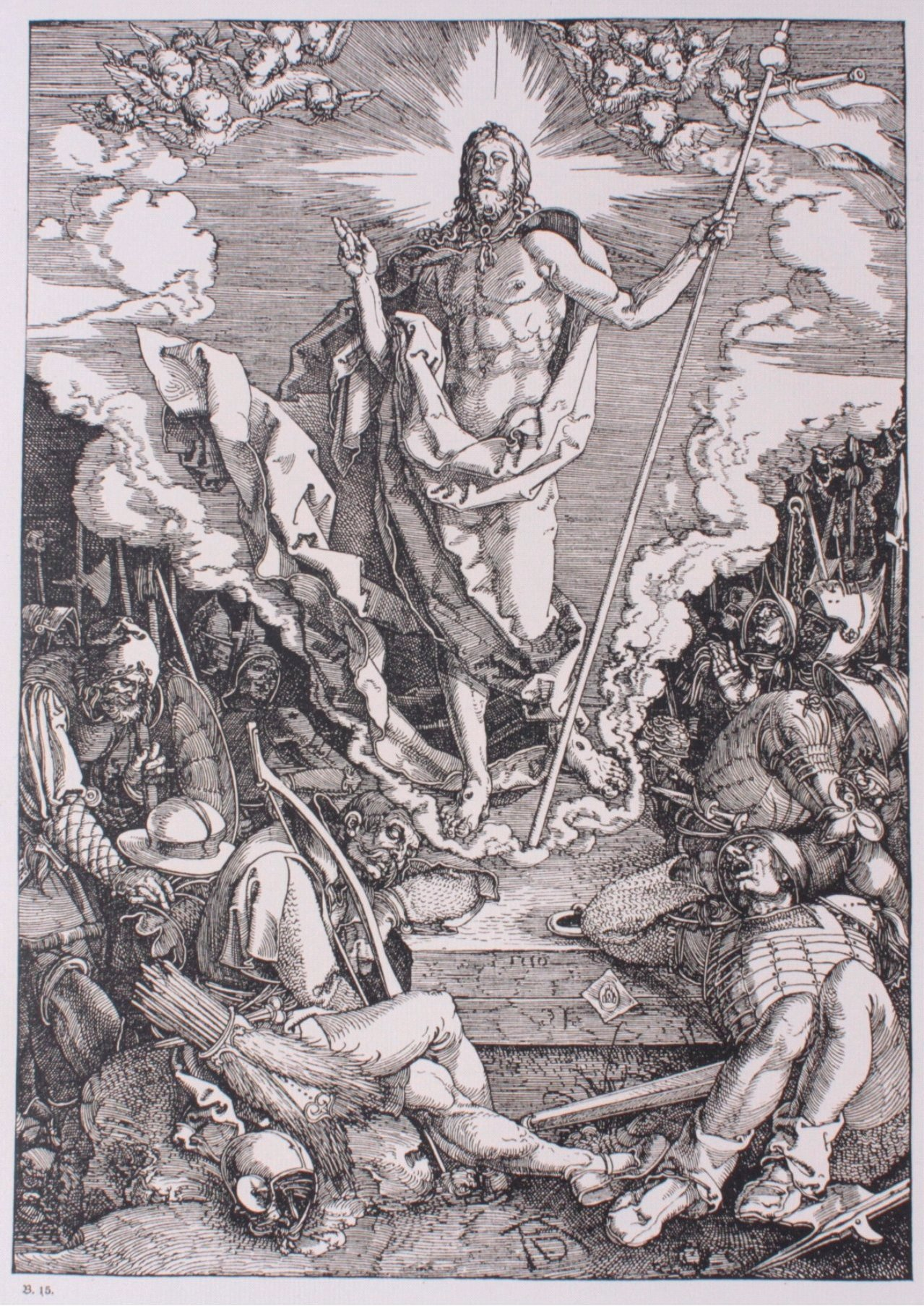 Große Passion von Albrecht Dürer-4