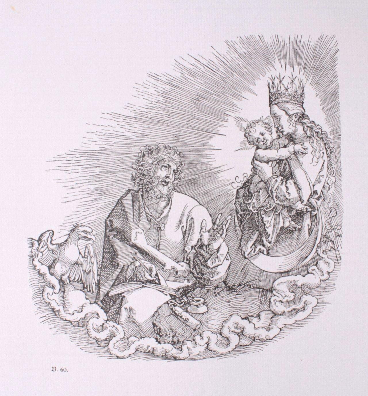 Die Offenbarung St. Johannis von Albrecht Dürer-1