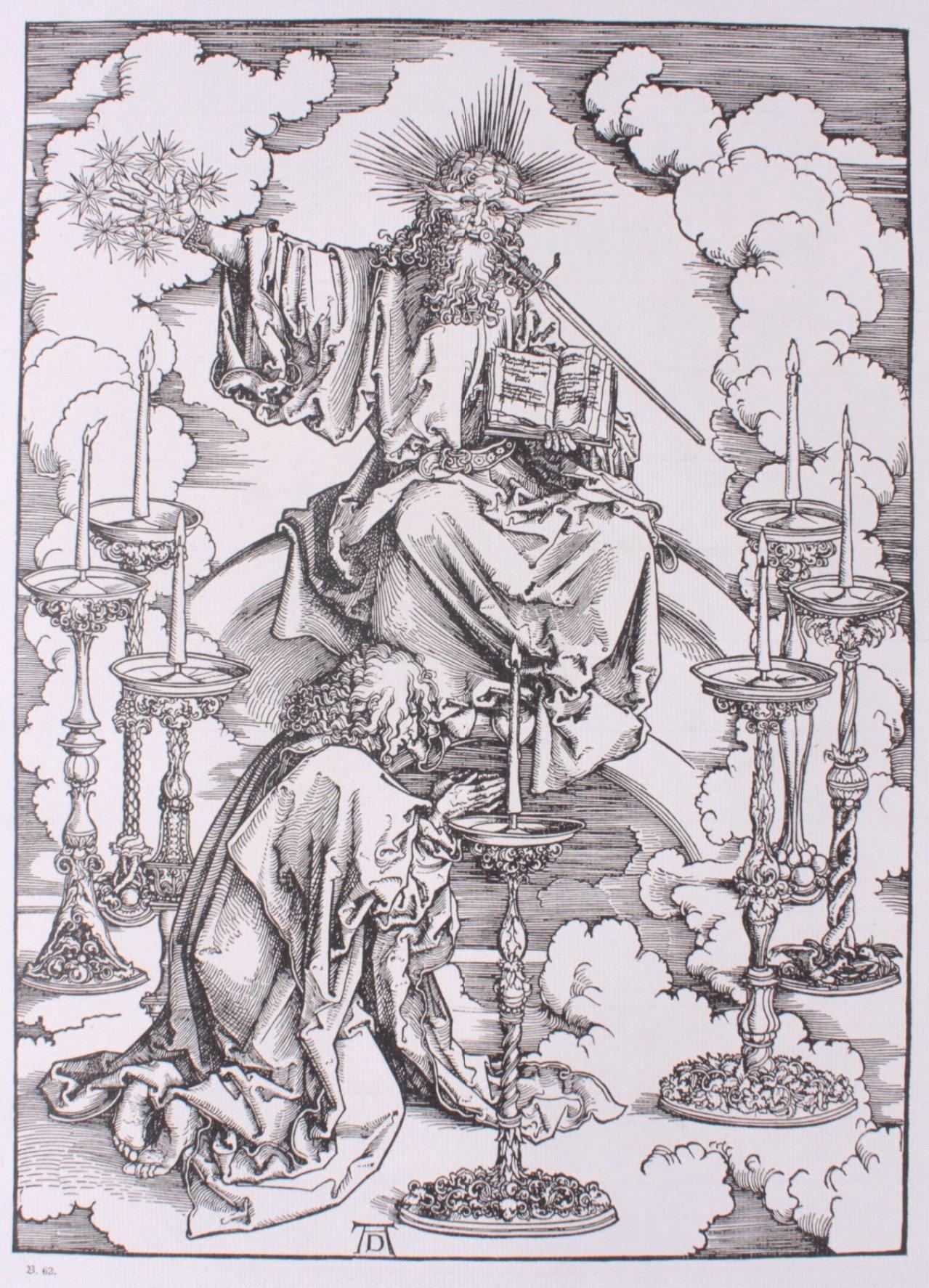 Die Offenbarung St. Johannis von Albrecht Dürer-2