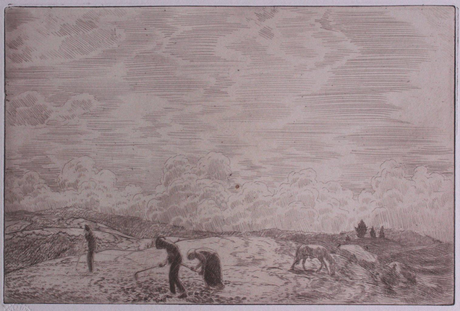 Verein für Original-Radierung Karlsruhe. Heft XII, 1905-4