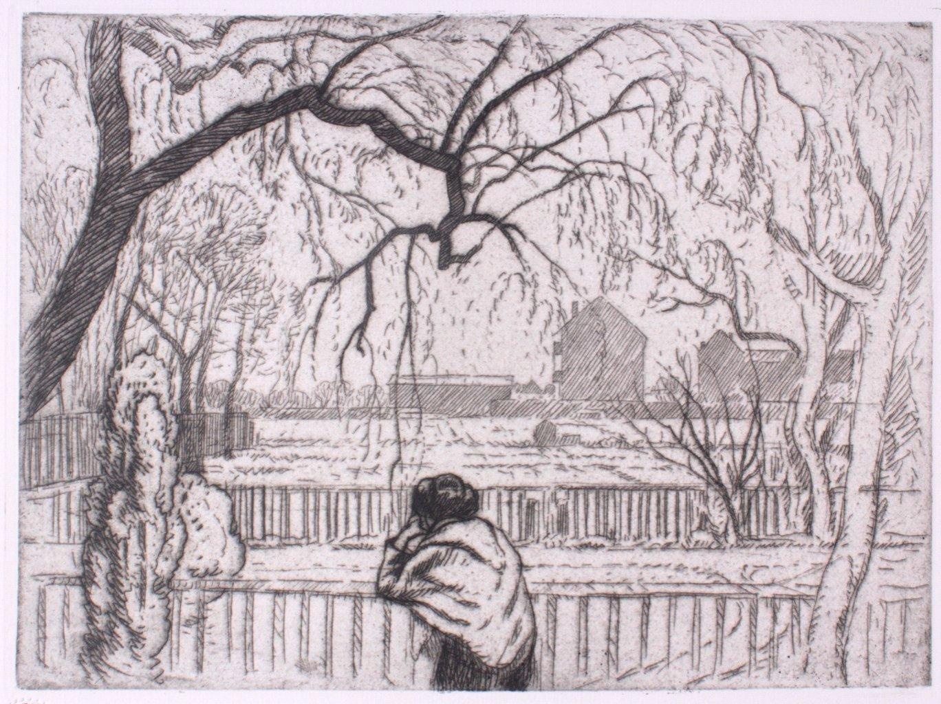 Verein für Original-Radierung Karlsruhe. Heft XXIV, 1917-3