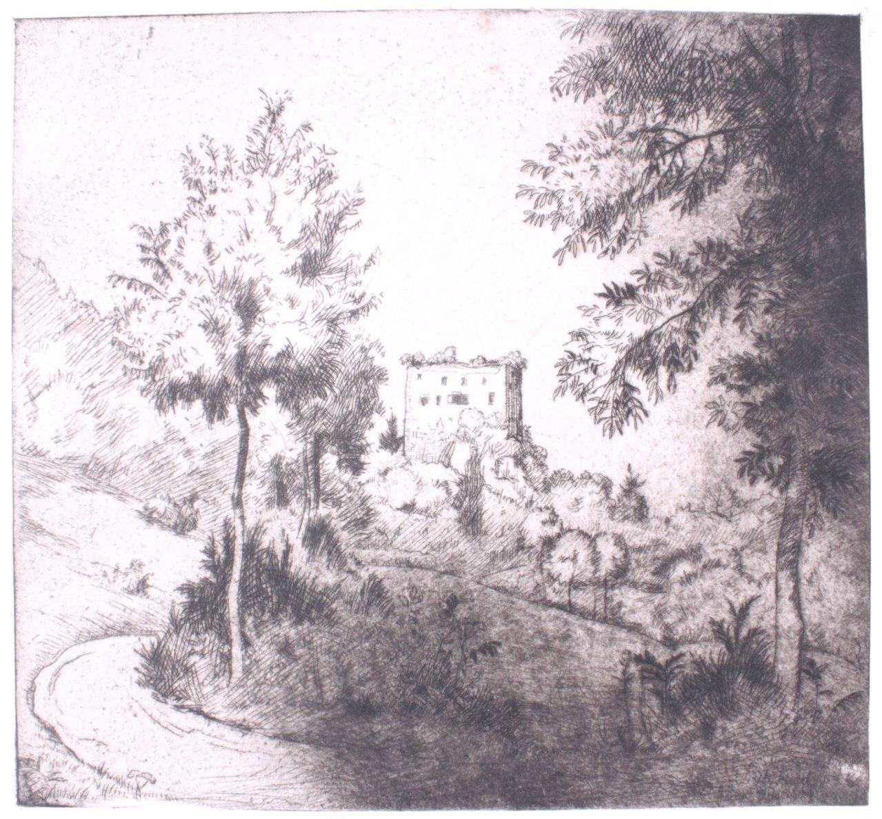 Verein für Original-Radierung Karlsruhe. Heft 25, 1918-4
