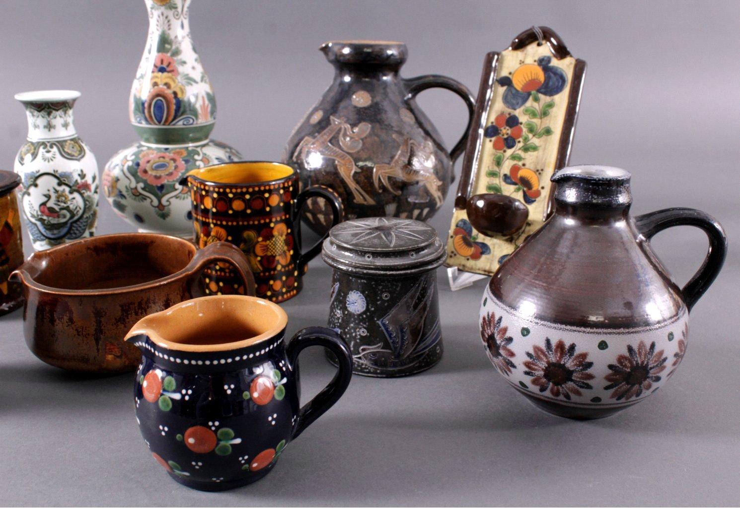 Keramik Konvolut-2