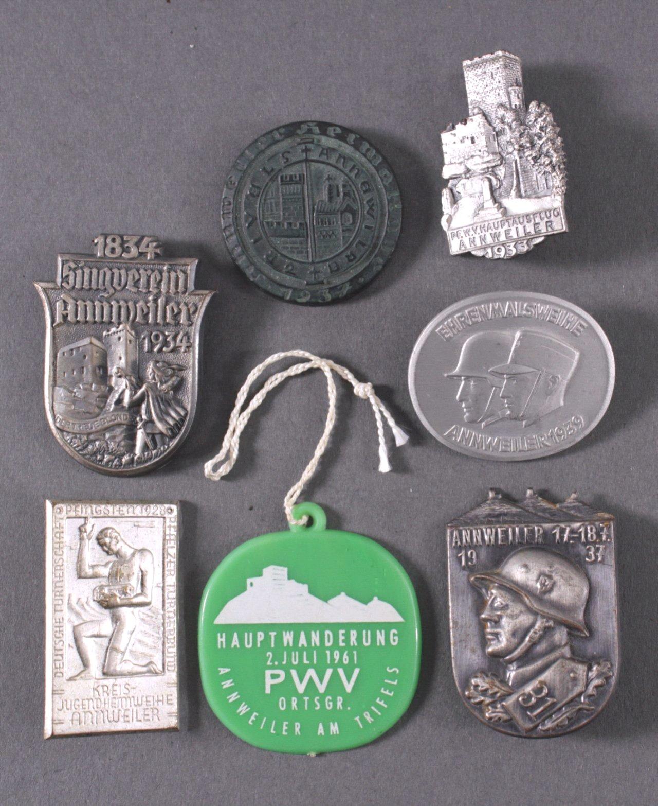 Tagungs- und Veranstaltungsabzeichen Annweiler