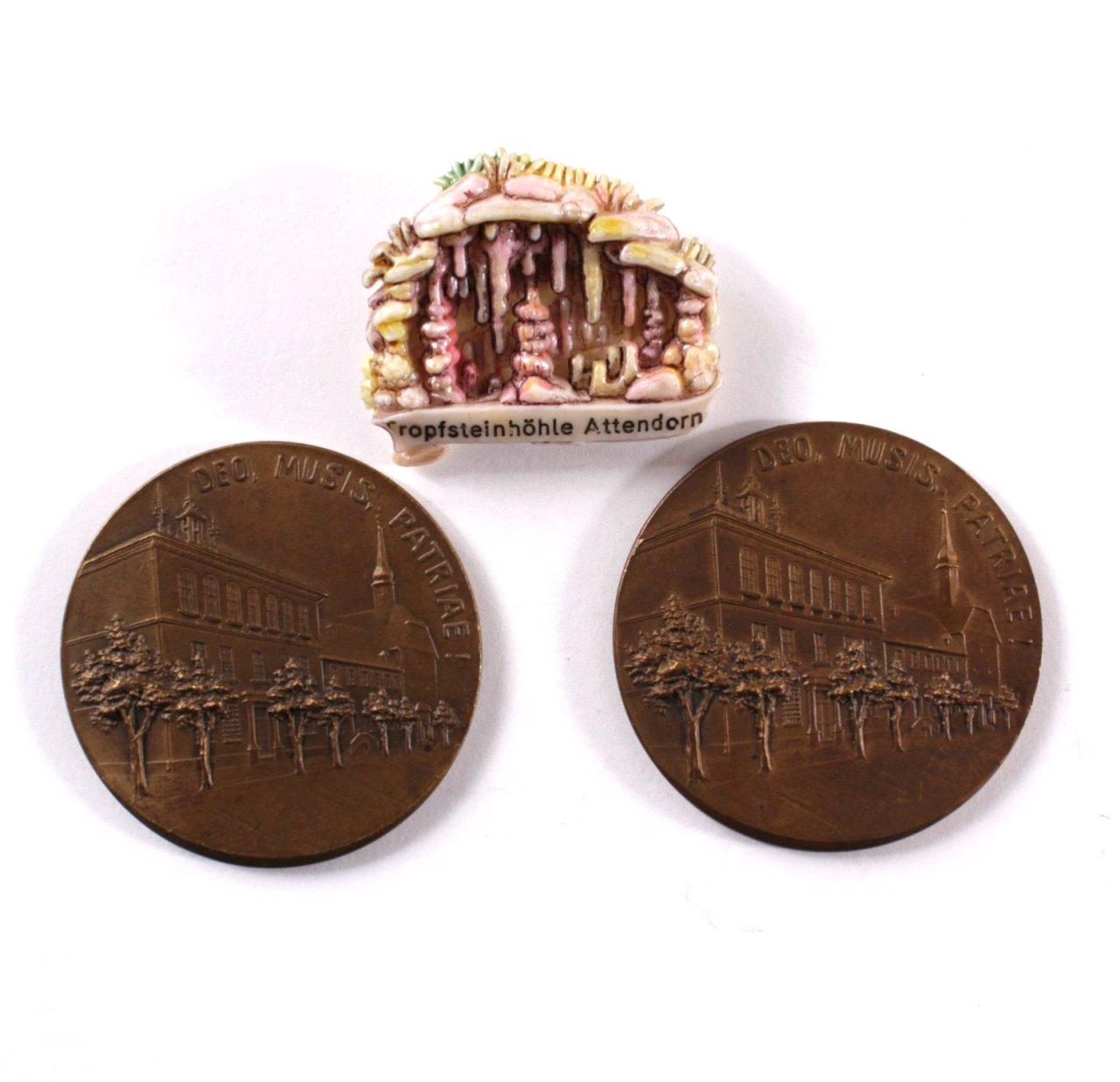 Medaillen Attendorn