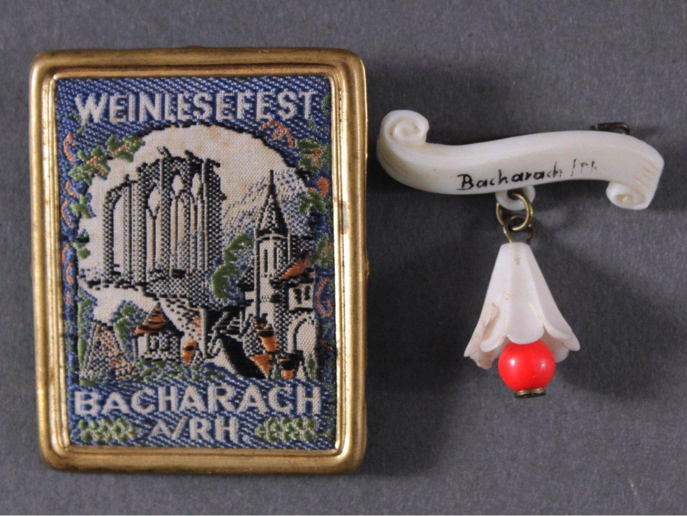 Tagungs- und Veranstaltungsabzeichen Bacharach