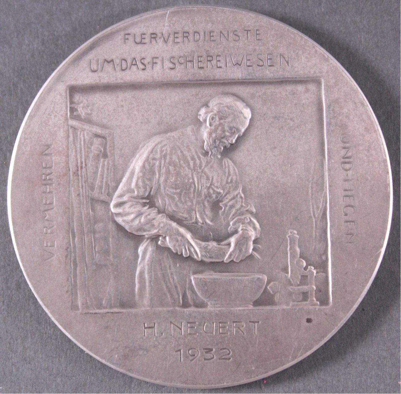 Medaille Bayerischer Landesfischereiverein 1905-1