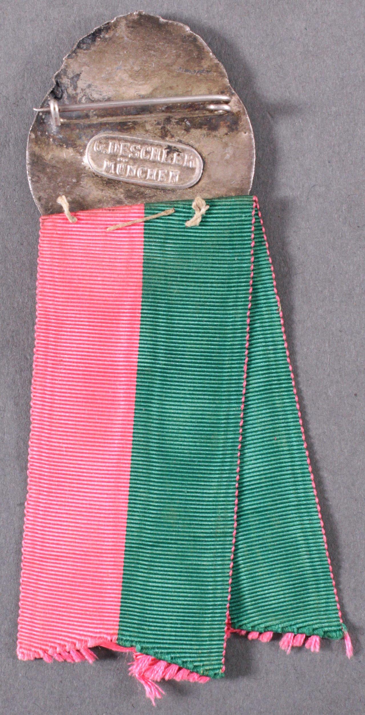 Abzeichen 6. Chevaulegers Regiment Bayreuth 1899-1
