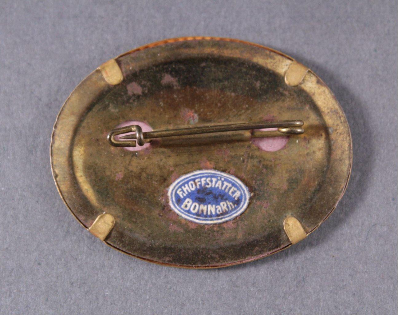 Abzeichen Bundes- und Kameradschaftstag Biebrich 1930-1