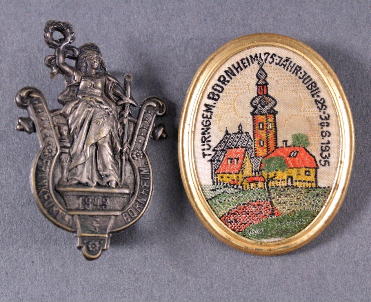 Tagungs- und Veranstaltungsabzeichen Bornheim