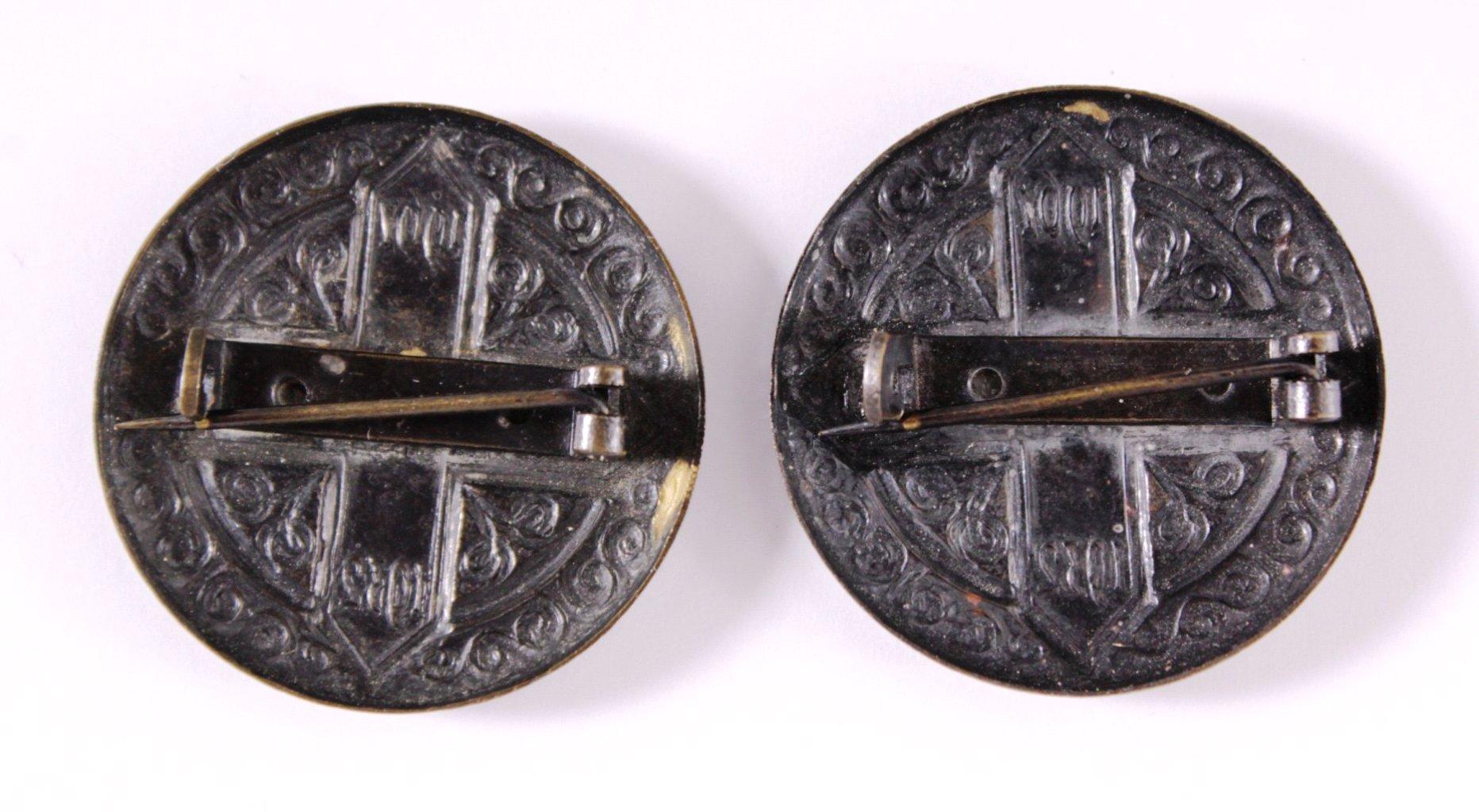 2 Abzeichen 25 Jahre Christlicher Frauendienst 1932-1