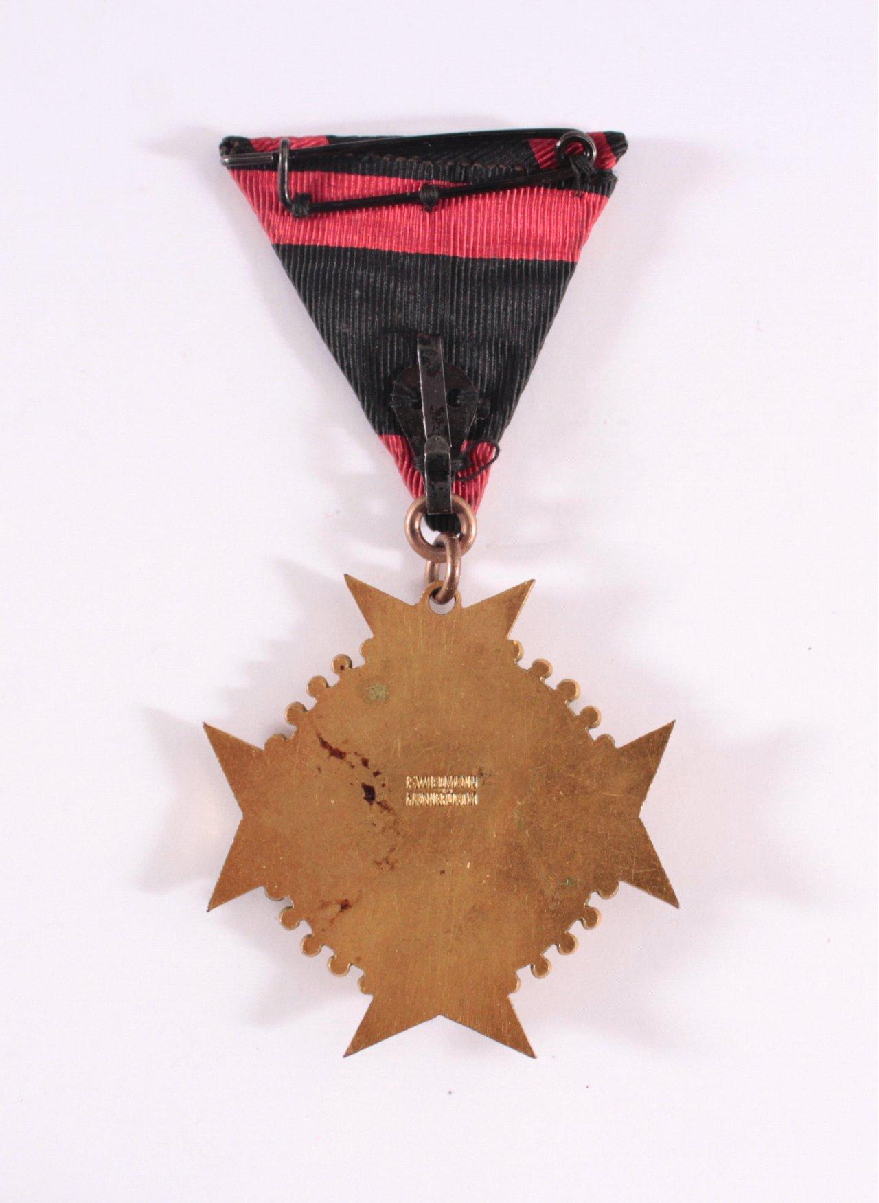 Weitpreis 17. Kongress der ARU in Düsseldorf 1902