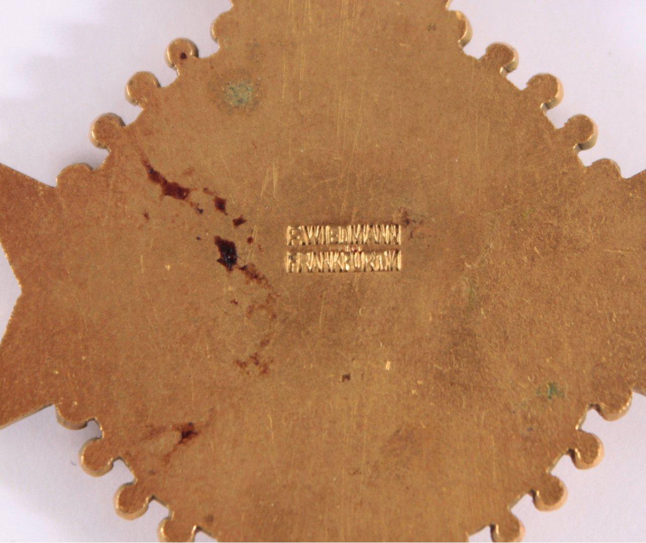 Weitpreis 17. Kongress der ARU in Düsseldorf 1902-2