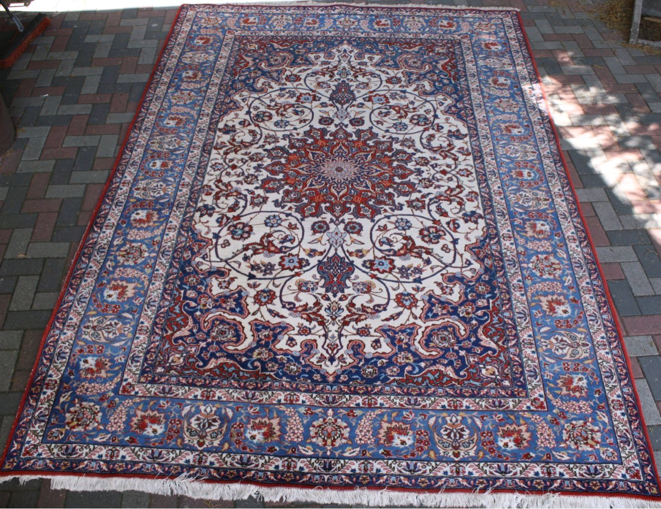 Orientteppich Isfahan