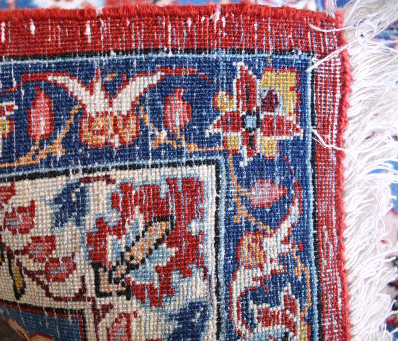 Orientteppich Isfahan-2
