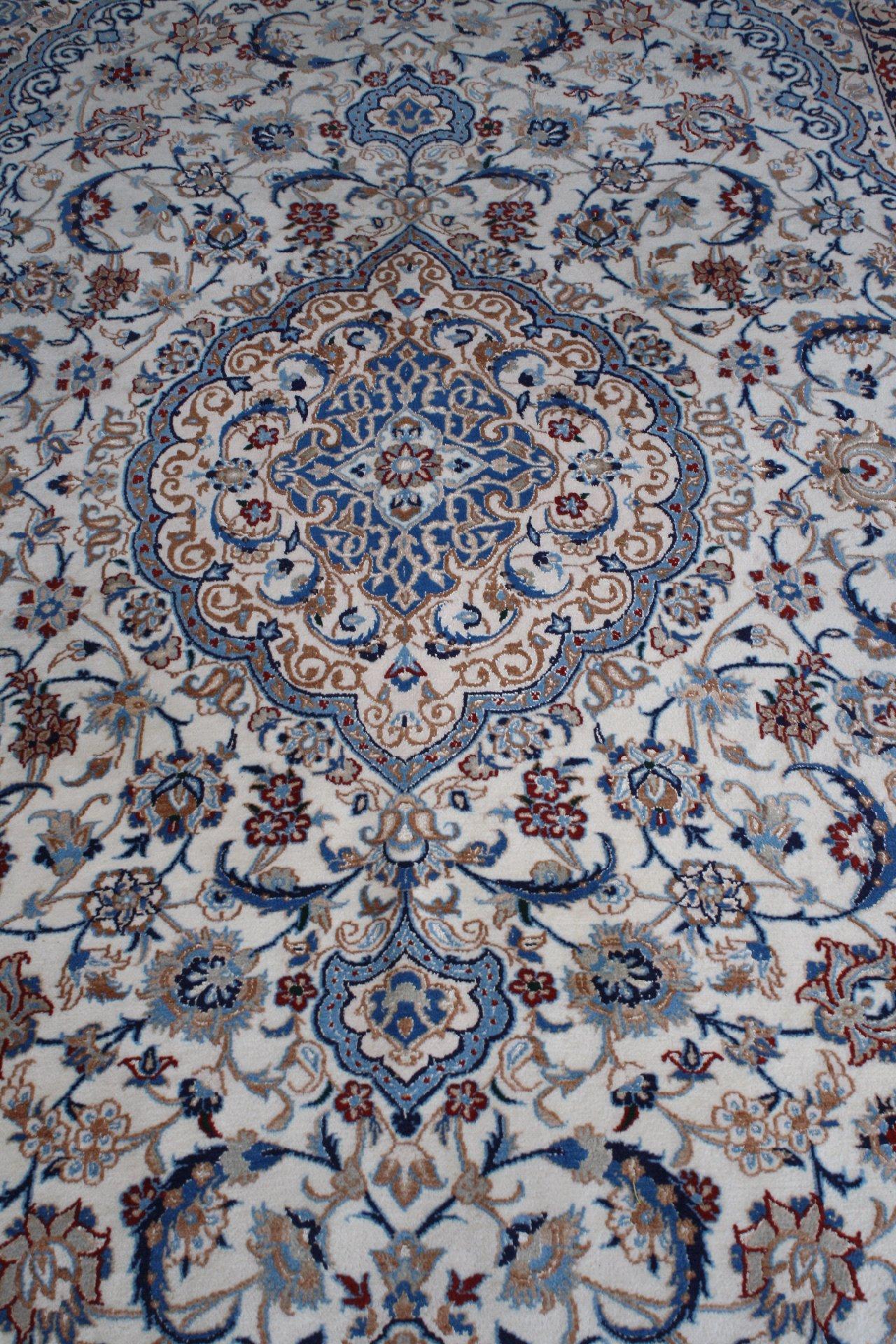 Orientteppich Nain-1